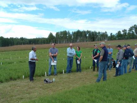 0805 Field Day at Smithers