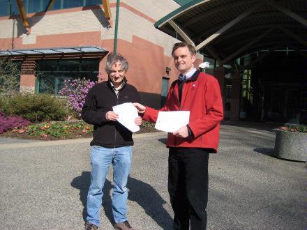 Barry Penner &Shabtai 2007