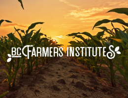BC Farmers' Institutes